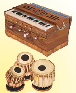North Indian Tablas
