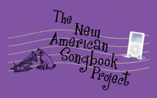 The New American Songbook Project logo